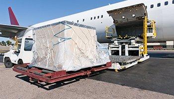 Door to Airport Air Cargoto Pakistan