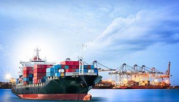 Door to Port Sea Cargoto Pakistan