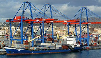 Door to Port Sea Cargofrom UK to Pakistan at Cheapest Rates