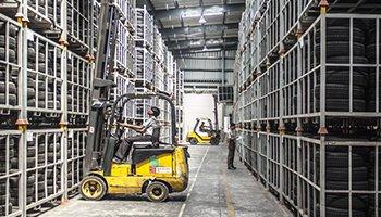 Forklifts Shippingto Pakistan