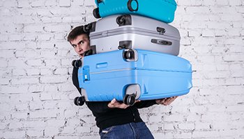 Excess Baggage Shippingto Pakistan
